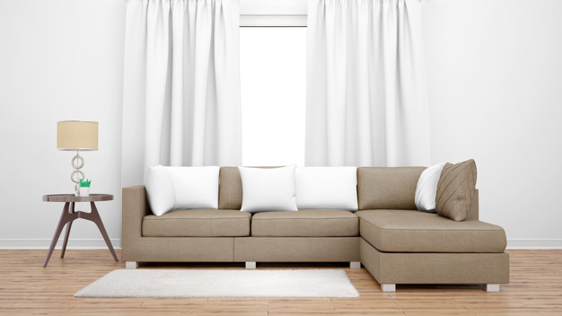 Krásne a pohodlné sedačky