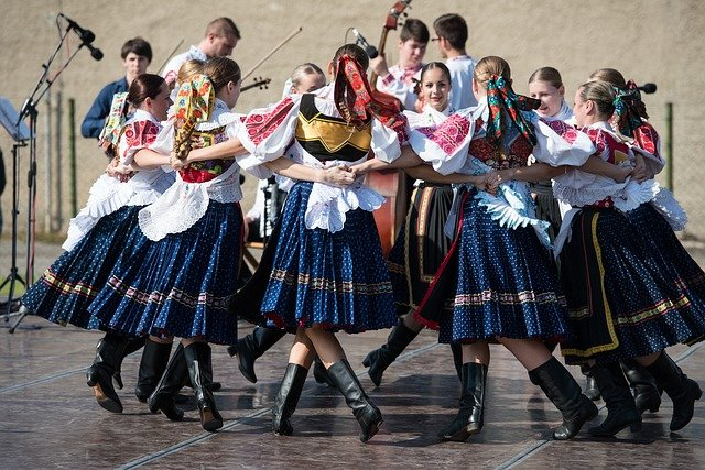 Kultúra po Slovensku