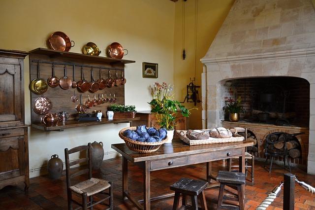 venkovská kuchyně